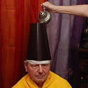 Shirobasti - Kopf-Ölguss